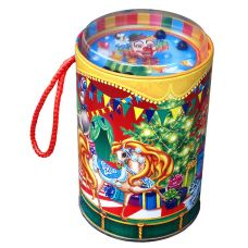 "Новогодняя упаковка  500 г ""Новогодний цирк"""