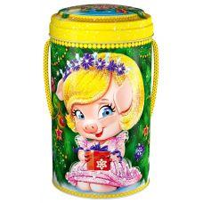 """Новогодняя упаковка  500 г """"Нюша"""""""