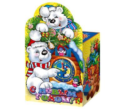 """Новогодний подарок  700 г """"Белые медведи"""""""