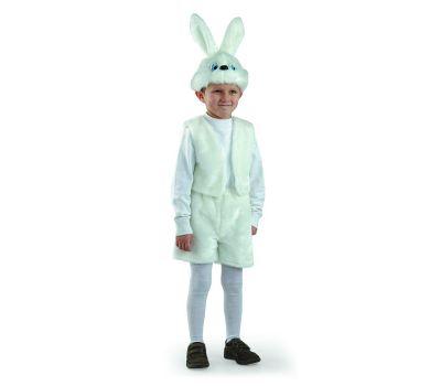 """Детские маскарадные костюмы """"Заяц белый"""""""