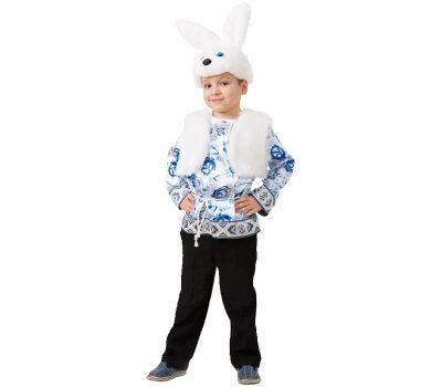 """Детские маскарадные костюмы """"Зайчонок Ванятка"""""""