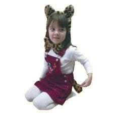 """Маскарадные костюмы мини """"Леопард"""""""