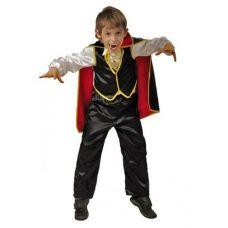 """Новогодние костюмы для детей """"Дракула"""""""