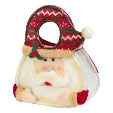 """Новогодняя упаковка 1000 г """"Сумка """"Дед Мороз"""""""
