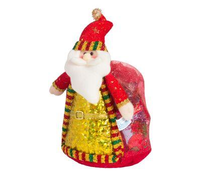 """Новогодний подарок  850 г """"Дед Мороз с мешком 10"""""""