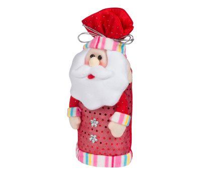 """Новогодний подарок  500 г """"Дед Мороз-мешок красный"""""""