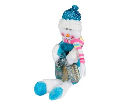 "Новогодняя упаковка  130 г ""Снеговик 12"""