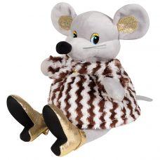 """Новогодний подарок  850 г """"Мышка в золотистых туфлях"""""""