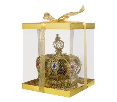"Новогодняя упаковка  700 г ""Корона средняя"""