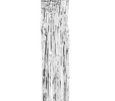 Дождик серебристый, односторонний