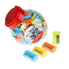 Точилка пластиковая малая в ассортименте