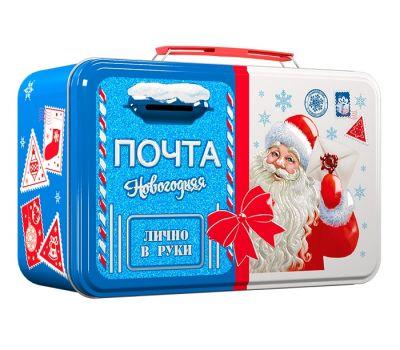 """Новогодняя упаковка  700 г """"Почта"""""""