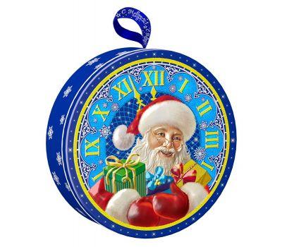 """Новогодний подарок 1000 г """"Часы"""""""