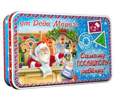 """Новогодняя упаковка  300 г """"Письмо"""""""