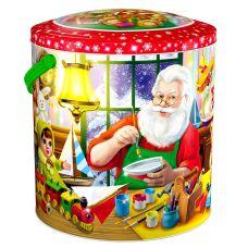 """Новогодняя упаковка 1000 г """"Мастерская Деда Мороза"""""""
