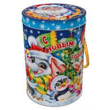 """Новогодний подарок  200 г """"Зимний зоопарк"""""""