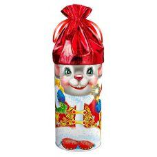 """Новогодняя упаковка из жести  700 г """"Джери"""""""