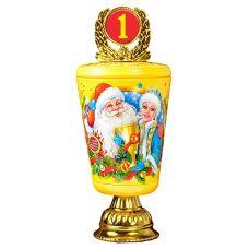 """Новогодняя упаковка  700 г """"Кубок"""""""