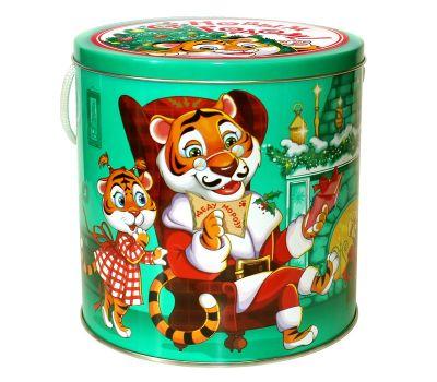 "Новогодний подарок  850 г ""Тигриная семейка"""