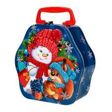 """Новогодний подарок  400 г """"Снеговик"""""""