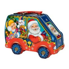 "Новогодний подарок  400 г ""Автомобиль"""