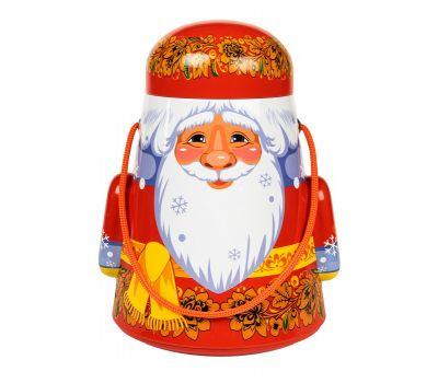 """Новогодняя упаковка  700 г """"Неваляшка """"Дед Мороз"""""""