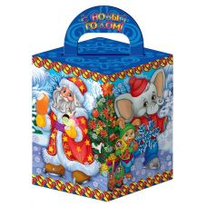 """Новогодний подарок  300 г """"Загадки от Деда Мороза"""""""