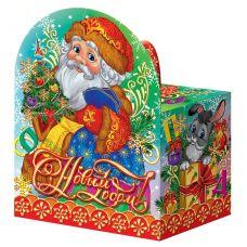 """Новогодняя упаковка  500 г """"Дед Мороз"""""""
