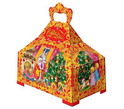 """Новогодний подарок 1500 г """"Ларец """"Новогодняя сказка"""""""