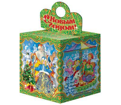 """Новогодний подарок  500 г """"Новогодняя карусель"""""""