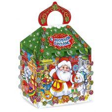 """Новогодний подарок 1200 г """"Терем Деда Мороза"""""""