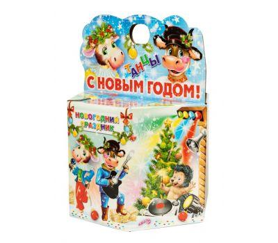 "Новогодняя упаковка 1400 г ""Новогодний праздник"""