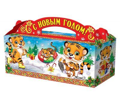 "Новогодний подарок  700 г ""Веселые тигрята"""