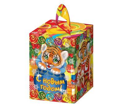 """Новогодний подарок  300 г """"Тигрята"""""""