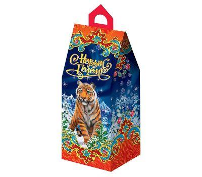 """Новогодняя упаковка  450 г """"Тигр рыжий"""""""
