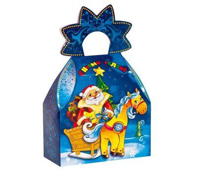"""Новогодняя упаковка  700 г """"Сладкое волшебство"""""""