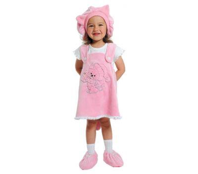 """Маскарадные костюмы для детей """"Кошка розовая"""""""