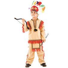 """Детские маскарадные костюмы """"Индеец"""""""