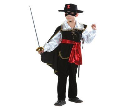 """Детские маскарадные костюмы """"Зорро"""""""