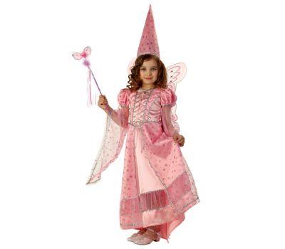 """Детские маскарадные костюмы """"Фея сказочная розовая"""""""