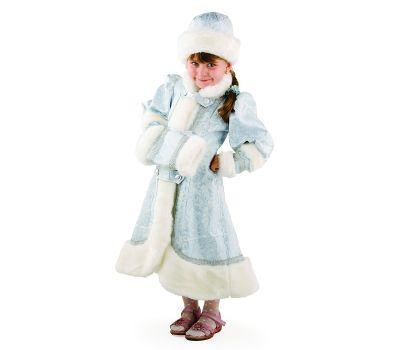 """Новогодние костюмы для детей """"Снегурочка княжеская"""""""