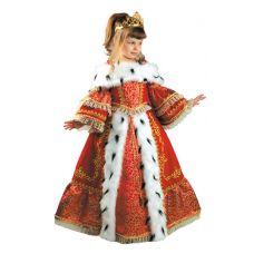 """Маскарадные костюмы для детей """"Императрица"""""""