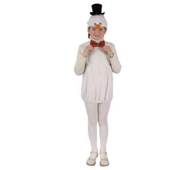 """Новогодние костюмы для детей """"Снеговик"""""""