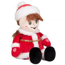"""Новогодний подарок  400 г """"Снегурочка в красном"""""""
