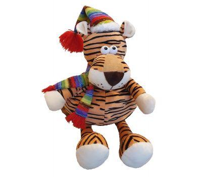 """Новогодний подарок 1200 г """"Тигр в полосатой шапочке"""""""