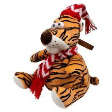 """Новогодний подарок  850 г """"Тигр в лыжной шапочке"""""""