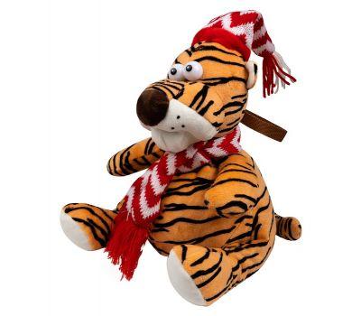 """Новогодняя упаковка 1100 г """"Тигр в лыжной шапочке"""""""