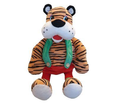 """Новогодняя упаковка 1500 г """"Тигр в красных штанах"""""""