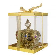 Новогодняя упаковка Корона средняя
