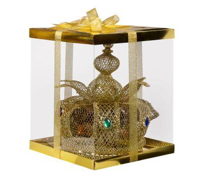 Новогодний подарок Корона большая